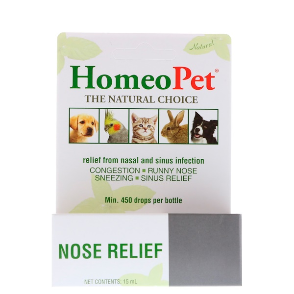 Nose Relief, 15 мл