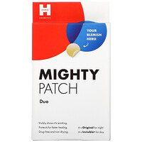 Mighty Patch Duo,  6 Original + 6 Invisible+ Patches - фото
