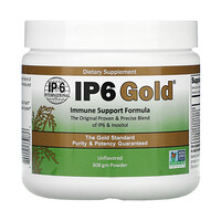 IP6 Gold, Immune Support Formula Powder, Unflavored, 308 g - фото