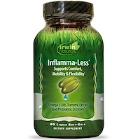 Inflamma-Less, 80 гелевых капсул - фото