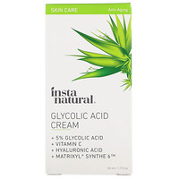 5% Glycolic Acid Night Cream, Anti-Aging, 1.7 fl oz (50 ml) - фото