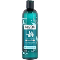 Normalizing Tea Tree Shampoo, 17.5 fl oz (517 ml) - фото