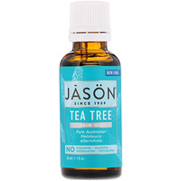 Skin Oil, Tea Tree, 1 fl oz (30 ml) - фото