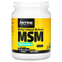 MSM Powder, 35.5 oz (1,000 g) - фото