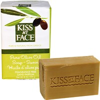 Pure Olive Oil Soap, Fragrance Free, 8 oz (230 g) - фото