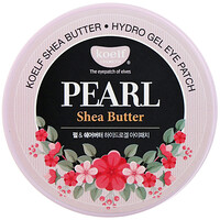 Pearl Shea Butter, Hydro Gel Eye Patch, 60 Patches - фото