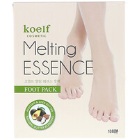 Melting Essence Foot Pack, 10 Pairs - фото