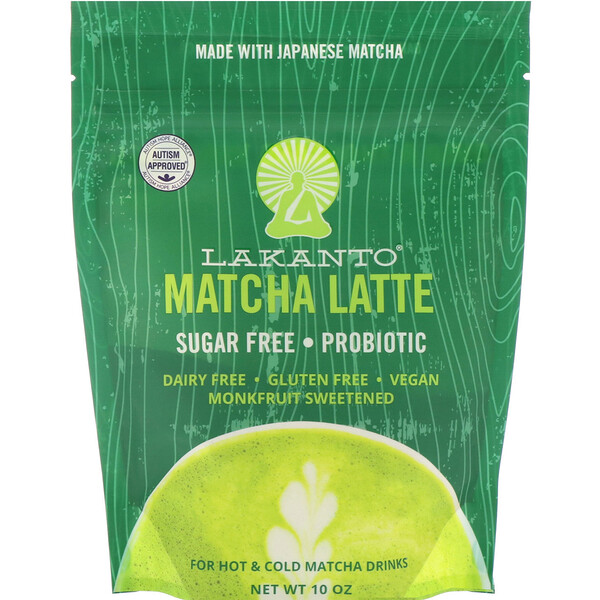 Matcha Latte Drink Mix, 10 oz