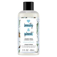 Volume and Bounty Conditioner, Coconut Water & Mimosa Flower, 3 fl oz (89 ml) - фото