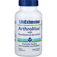 ArthroMax with Theaflavins and ApresFlex, 120 Vegetarian Capsules - фото