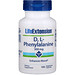 DL Phenyalanine, 500mg, 100 Vegetarian Capsules - изображение
