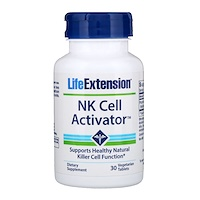 NK Cell Activator, 30 Veggie Tablets - фото