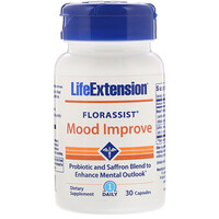 Florassist, Mood Improve,  30 Capsules - фото