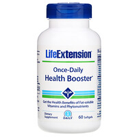 Once-Daily Health Booster, 60 Softgels - фото