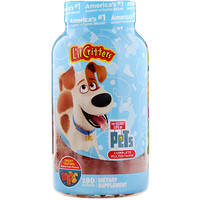 Complete Multivitamins, Secret Life of Pets, Natural Fruit Flavors, 190 Gummies - фото