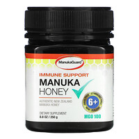 Immune Support, Manuka Honey, MGO 400, 8.8 oz ( 250 g) - фото