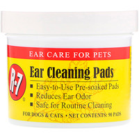 Ear Cleaning Pads, For Dogs & Cats, 90 Pads - фото