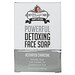Powerful Detoxing Face Soap, Activated Charcoal, 3.75 oz (106.3 g) - изображение