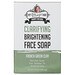 Clarifying Brightening Face Soap, French Green Clay, 3.75 oz (106.3 g) - изображение