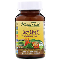 Baby & Me 2, 60 Tablets - фото