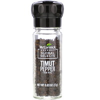 Timut Pepper From Nepal,  0.63 oz (17 g) - фото