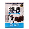 Protein Candy Bar, Chocolate Deluxe, 12 Bars, 2.12 oz (60 g) Each