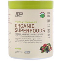 Organic Superfoods, Unflavored, 7.83 oz - фото