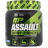 MusclePharm, Assault Energy + Strength, Pre-Workout, Blue Raspberry, 12.17 oz (345 g)