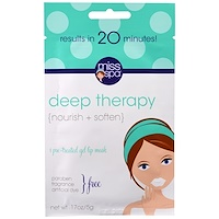 Miss Spa Pre-Treated Gel Lip Mask Deep Therapy - фото
