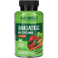 Bariatric Multivitamin, 90 Vegetable Capsules - фото