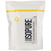 Isopure, Low Carb Protein Powder, Banana, 1 lb (454 g)