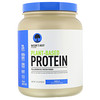 Isopure, Nature's Best,  Plant-Based Protein, Vanilla, 1.23 lb (558 g)