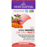 55+ Every Woman's One Daily Multi, 96 Veggie Tabs - фото