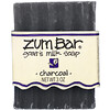 Indigo Wild, Zum Bar, Goat's Milk Soap, Charcoal, 3 oz