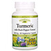 Herbal Factors, Turmeric with Black Pepper Extract, 300 mg, 60 Vegetarian Capsules - изображение