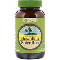 Pure Hawaiian Spirulina, 500 mg, 400 Tablets (200 g) - фото