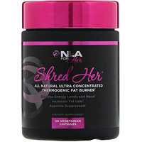 Shred Her, 60 Vegetarian Capsules - фото