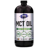 Sports, MCT Oil, 32 fl oz (946 ml) - фото