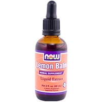 Lemon Balm Liquid Extract, 2 fl oz (60 ml) - фото