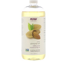 Solutions, Sweet Almond Oil, 32 fl oz (946 ml) - фото