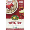 Nature's Path, Organic Instant Oatmeal, Variety Pack, 8 Packets, 14 oz (400 g)