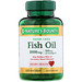 Odorless Fish Oil, 1,000 mg, 120 Coated Softgels - изображение