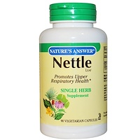 Nettle , 900 mg, 90 Vegetarian Capsules - фото