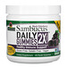 Black Elderberry Sambucus Daily Gummies, 2X Strength, 3,200 mg, 45 Pectin Gummies - изображение