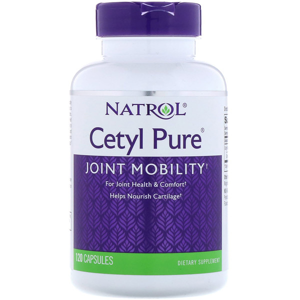 Cetyl Pure, 120 капсул