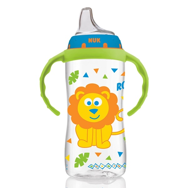 Large Learner Cup, 9+ Months, Boy, 1 Cup, 10 oz (300 ml)