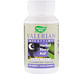 Valerian Nighttime, Herbal Sleep Aid, Odor Free, 100 Tablets - изображение