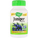 Juniper Berries, 425 mg, 100 Vegetarian Capsules - изображение