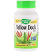 Yellow Dock Root, 500 mg, 100 Vegetarian Capsules - изображение