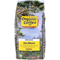 Organic Zen Blend, Ground, 12 oz (340 g) - фото